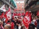 El Partido Comunista felicita a los trabajadores del sector de las conservas vegetales por el éxito de su huelga