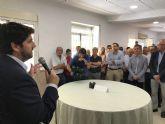 López Miras: 'Los gobiernos que no quieran trasvases ni un acuerdo nacional para solucionar el problema del agua, me van a tener enfrente'