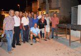 El pregón de Antonio Martínez y la tradicional sardinada inician las fiestas patronales del barrio torreño de San Pedro