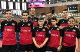 Campeonatos de España. Resultados Club Totana TM