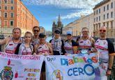 El Club Cuatro Santos Cartagena hace historia en una histórica San Petersburgo