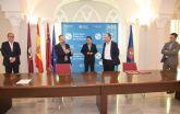 La Fundación SABIC España aporta 23.000 euros anuales para becas y formación de estudiantes de la UPCT