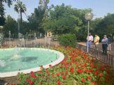 El Ayuntamiento comienza una exhaustiva campaña de verano sobre la limpieza de fuentes y lagos del municipio