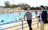 Arranca la temporada de verano en 11 piscinas municipales de Murcia y sus pedanías