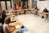Inmaculada Serrano, primera mujer en ocupar la dirección de Aguas de Murcia