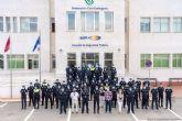 Visita institucional a la ESPAC de aspirantes a policías locales de la Región