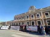 Movilización ciudadana para que no se cierren los trenes de cercanías Murcia-Lorca-Águilas
