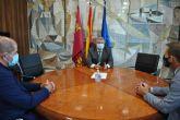 El Alcalde de Torre Pacheco se reúne con el Delegado del Gobierno en Murcia