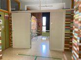 El colegio de Dolores cuenta con un nuevo espacio como aula de apoyo y refuerzo para los alumnos