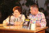 La escritora María Pérez presenta su nuevo libro   'Puerto Lumbreras, un lugar para visitar'