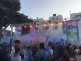 Mas de 1000 personas disfrutaron de la segunda edición de la Holi Day Party