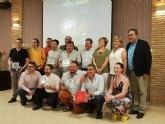 La Asociación de Comerciantes de Totana entregó sus premios en el marco de la 5ª Cena Gala