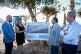 La agenda del proyecto del paseo mar�timo de la playa del Alamillo entra en el plazo de exposici�n p�blica