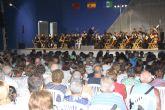 San Pedro del Pinatar vive una noche de música y cine