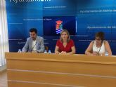 El Ayuntamiento de Molina de Segura y la asociación COM-PRO firman un convenio para la dinamización comercial del municipio