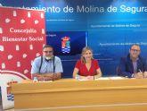 El Ayuntamiento de Molina de Segura y DISMO firman un convenio para desarrollar un Plan de Desarrollo Integral para personas con discapacidad