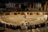 El Museo del Teatro Romano de Cartagena amplía sus horarios y actividades durante el mes de agosto