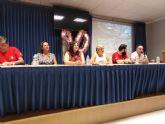 Autoridades municipales asisten a la clausura de las XXX Jornadas de Formación organizadas por la Asociación Regional Murciana de Hemofilia en 'La Charca'
