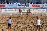 La Playa del Cavanna acoge la final del Circuito Nacional de Futvoley