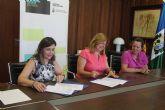 La Fundación CajaMurcia refuerza su compromiso con la Universidad Popular de San Pedro del Pinatar