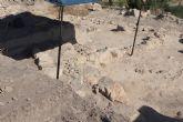 Veinte alumnos de distintas universidades participan en la excavación arqueológica de Begastri 2019