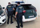 La Guardia Civil detiene a un joven por agredir con un arma blanca a otro en una discoteca de Cieza