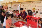 Más de 100 niños participan en la Escuela de Verano 'I Love Campus' en Puerto Lumbreras