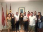 Constituidas las juntas municipales de Corvera, Puebla de Soto, Cobatillas y Barqueros