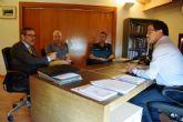 El delegado del Gobierno anuncia la incorporacón de cinco nuevos agentes al cuartel de la Guardia Civil de mazarrón