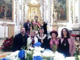 VOX Lorca pide que se inicien los trámites para la restauración de la escultura de San Clemente