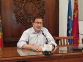 El municipio de Lorca registra un incremento de los niveles de partículas PM10