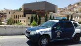 La Policía Local de Lorca interpone 342 denuncias por incumplir el uso obligatorio de mascarilla en el municipio