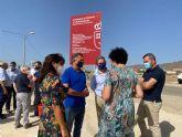 """El PP invierte 3,8 millones de euros en la mejora de la carretera de Almendricos"""""""
