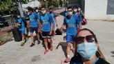 El UCAM Atletismo Cartagena sigue en Temporada