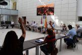 El Pleno aprueba inicialmente el reglamento del Régimen Interior del Centro Social de Camposol