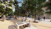 El Ayuntamiento acomete la renovación integral de la plaza del barrio del Carmen y su entorno