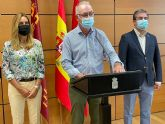 PP: Saura se despide del ministerio con un nuevo ataque a Murcia al suprimir la línea de Cercanías con Águilas