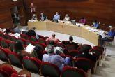 Alcanzado por unanimidad un preacuerdo para aprobar el convenio colectivo que beneficiará a los más de 3.000 empleados públicos del Ayuntamiento de Murcia