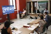 La Mesa del Transporte conoce el Proyecto de servicio de la nueva red de transporte público colectivo del municipio