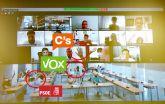 IU-Verdes: Se consuma el pacto de gobernabilidad entre PSOE y VOX en Lorca