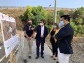 La Comunidad licita las obras de reordención de la rotonda de Pozo Aledo