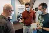 Analizan en tiempo real la calidad del aire en la Escuela de 'Teleco' con un medidor desarrollado por la spin-off Qartech Innovations