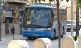 IU demanda mejoras en el transporte urbano para que sea 'atractivo' para los lorquinos