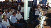 José Francisco García reivindica la autovía Lorca-Caravaca-Venta del Olivo ante el PP regional