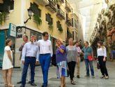 Murcia ha registardo más de 500 aperturas de comercios minoristas en el último año