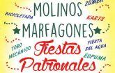Concursos, fiestas temáticas y una excursión a Cabo Tiñoso en las fiestas patronales de Molinos Marfagones