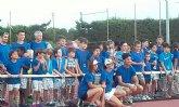 El próximo 5 de septiembre arranca la Escuela de Tenis Kuore en las pistas del polideportivo