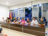 La alcaldesa participa en el Pleno extraordinario de la Junta Vecinal de La Palma