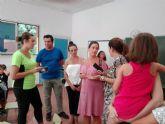 70 menores participan en la escuela de verano de Cehegín