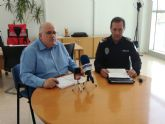 Torre-Pacheco disminuye en más de un 21% los delitos por robos en el primer semestre de 2018
